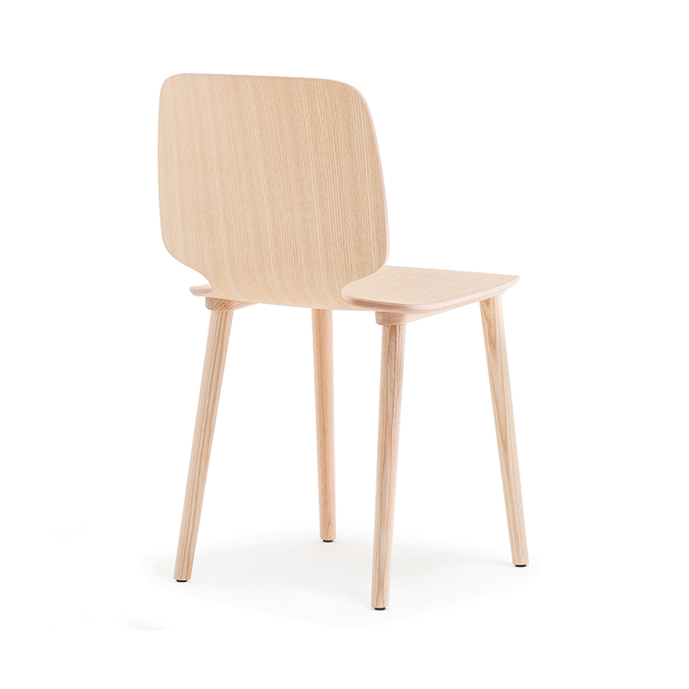 Nova Interiors Babila Wood Chair 2700