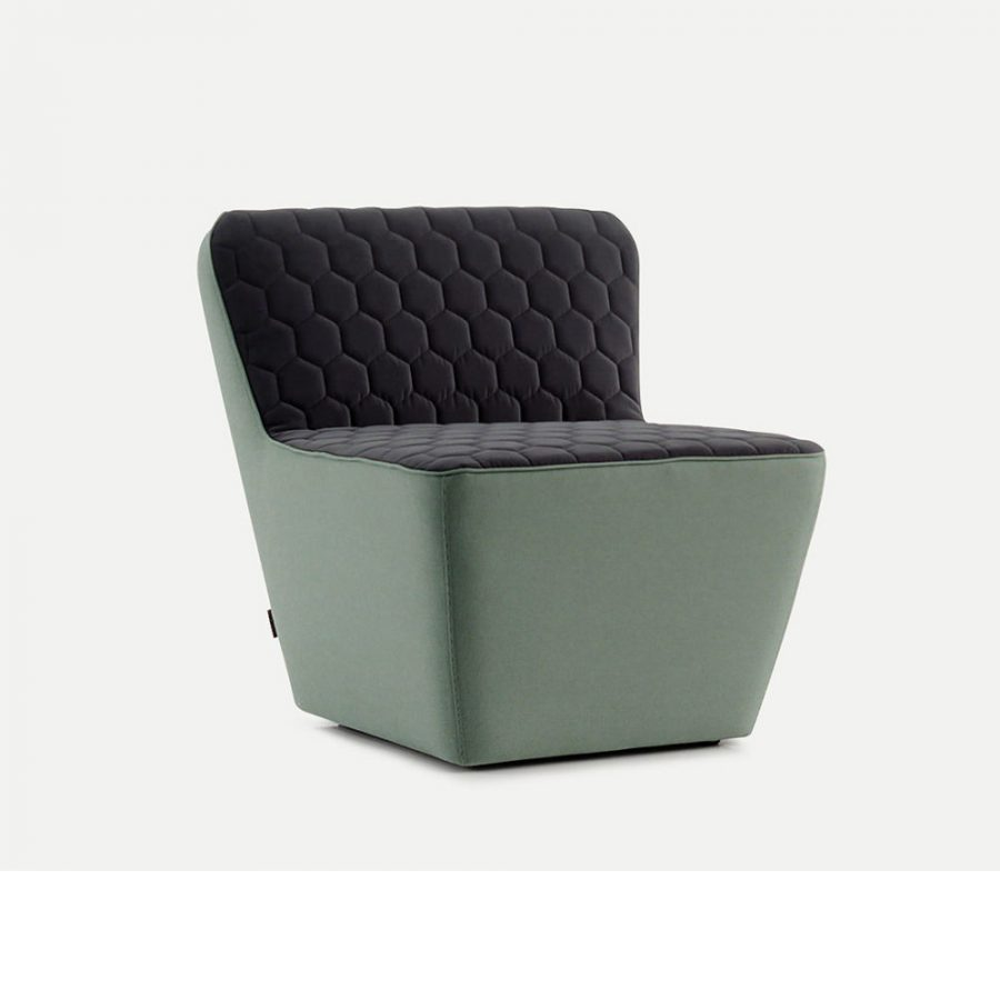Nova Interiors 250.51.G Tea Quilted Lounge