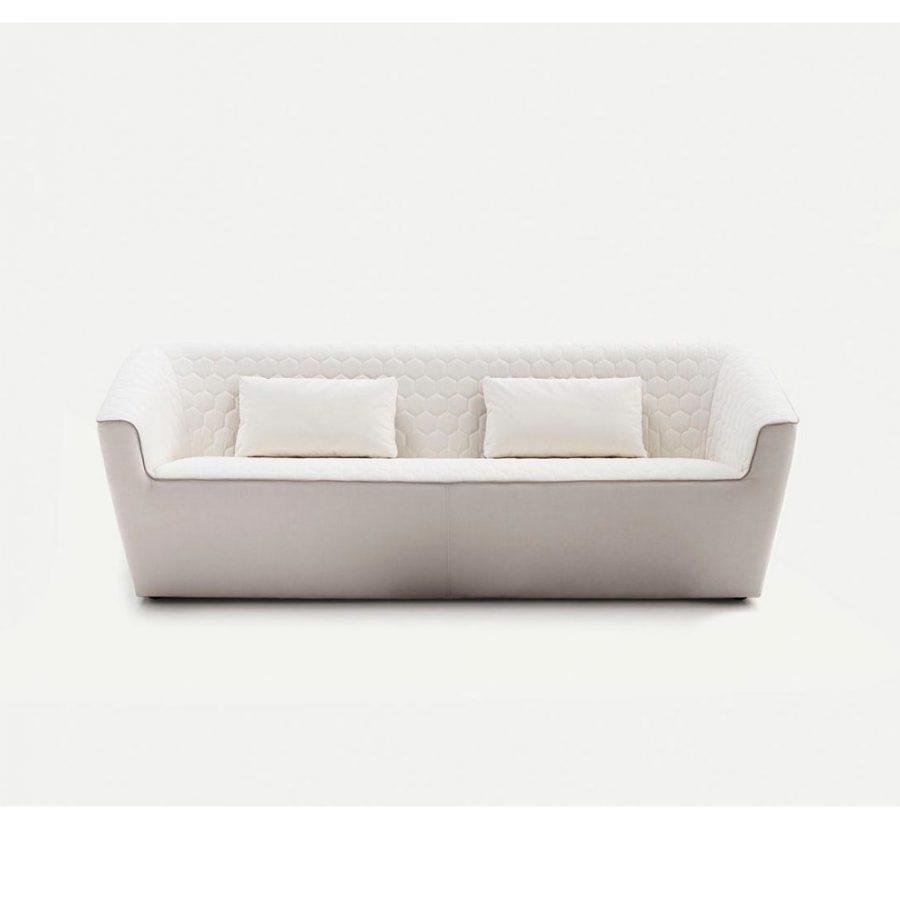 Nova Interiors 250.61.X.G Tea Quilted Sofa