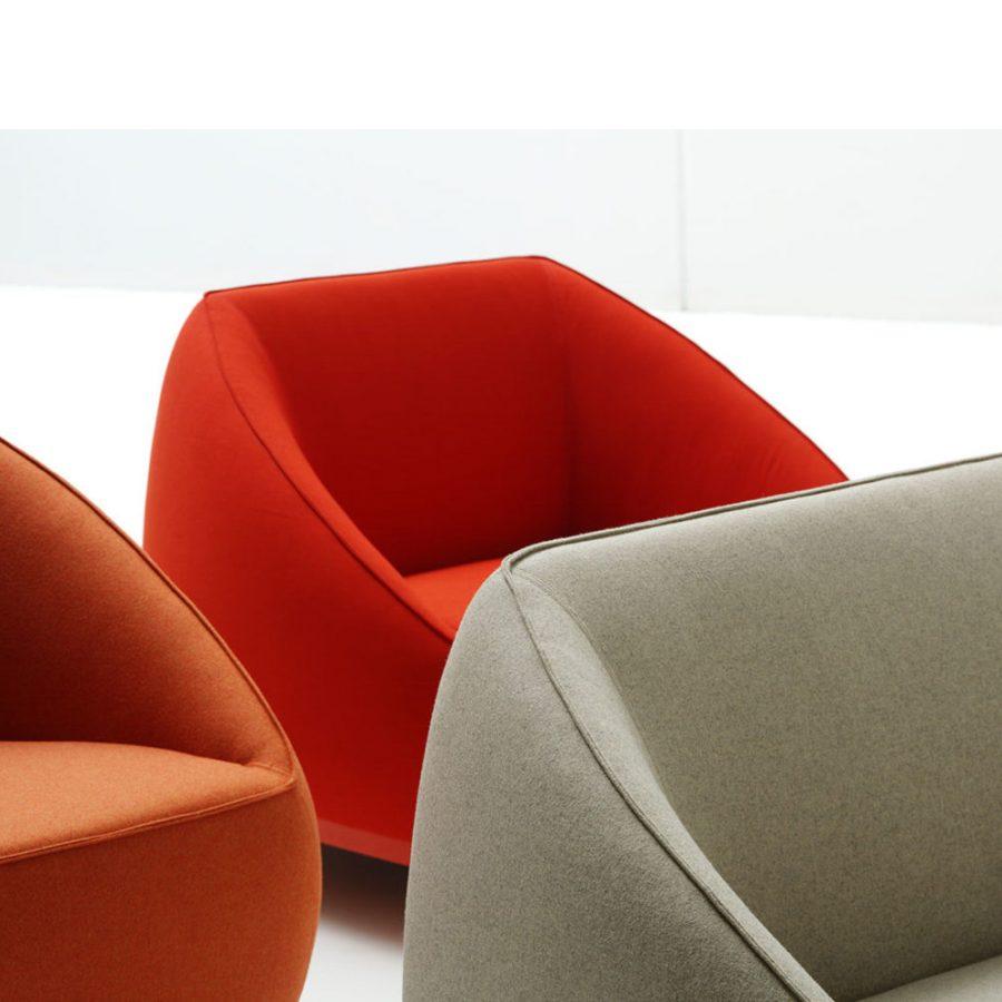 Nova Interiors 285.11.K Sumo Lounge Detail