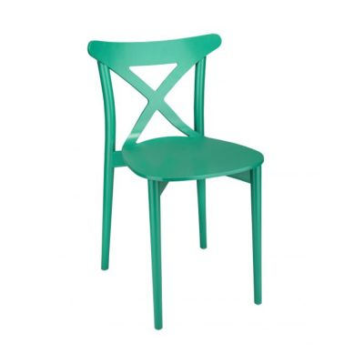 Nova Interiors Chiltern Cross Back Side Chair 332790