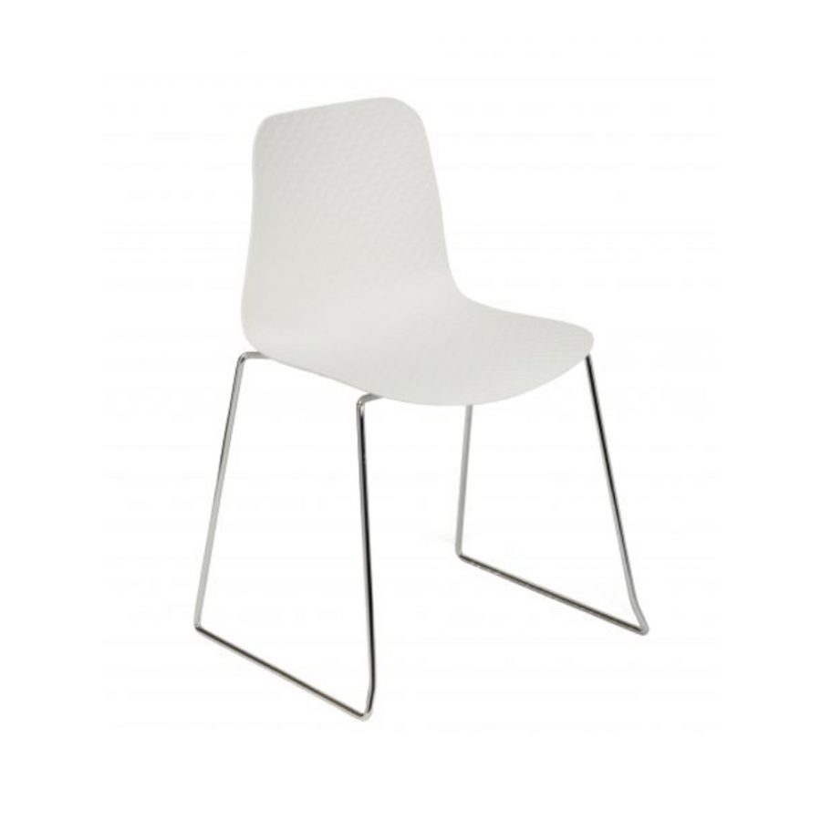 Nova Interiors Net Side Chair E Frame 360355