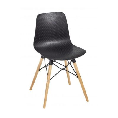 Nova Interiors Net Side Chair K Frame Beech 360351
