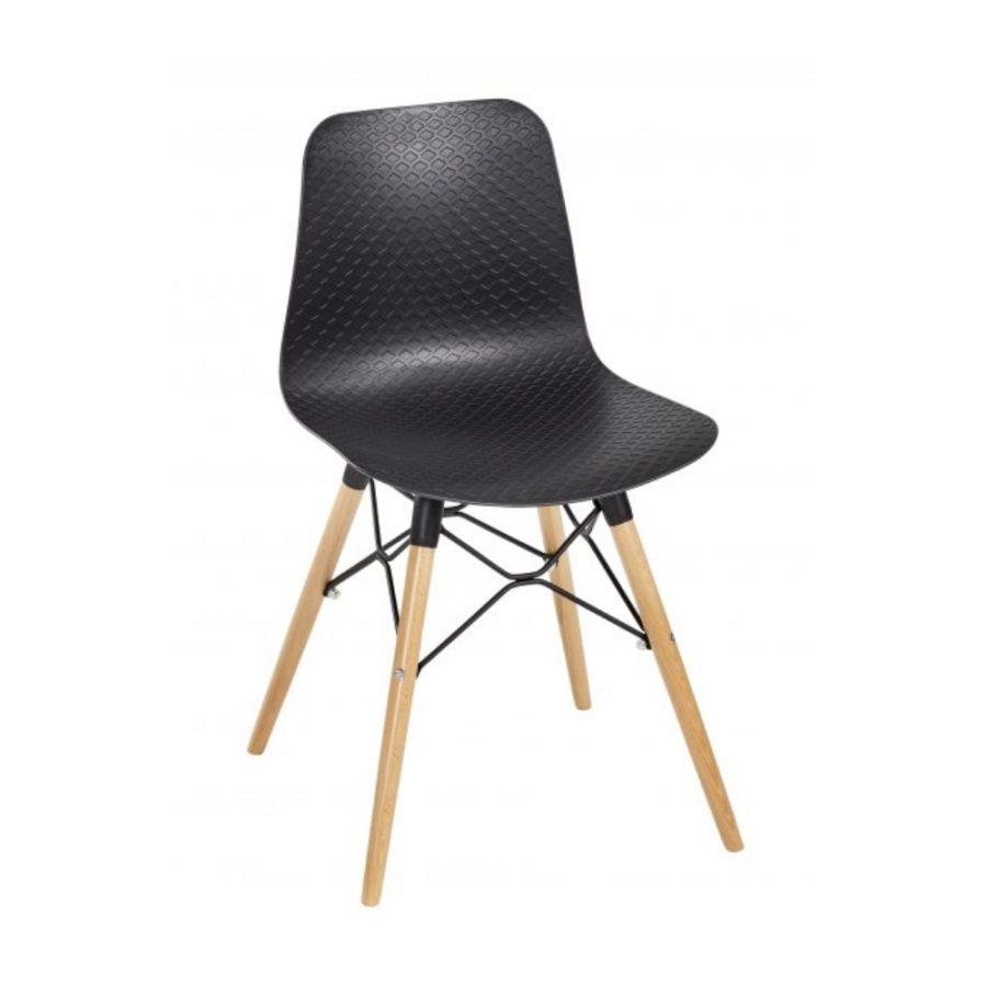 Nova Interiors Net Side Chair K Frame Beech 360351