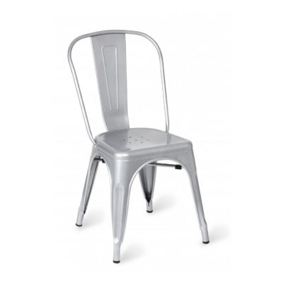 Nova Interiors Paris Side Chair 331905G Grey